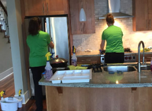 Cleaning Team Palmers Green